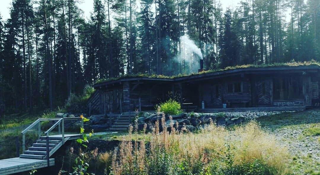 Nuotiopaikka Oulu